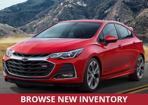 Browse New Inventory at Ronan Motors